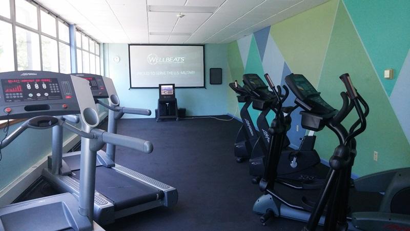 fitness center 2016