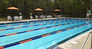 C Side Pool