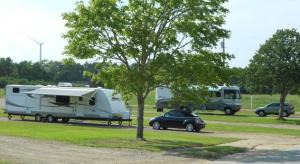 MWR Cape Cod - RV Park