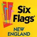 Six Flags New England Logo