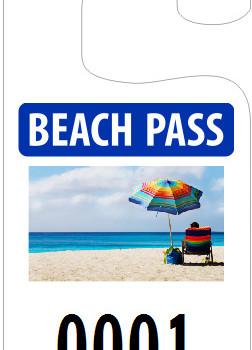 2017 Beach Passes