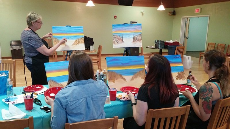 Paint Night 6_15_16_ab