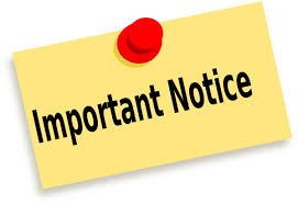IMPORTANT NOTICE – BOUNCE HO– USES