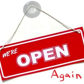 C Side Rec Center is OPEN!  NEW HOURS
