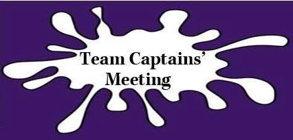 team captains meeting
