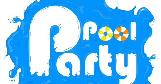 Youth Luau Pool Party Aug 16th