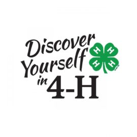Fall 4H Sign-up's Continue Next Week!