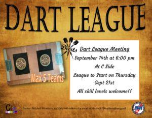 dart league meeting flyer1