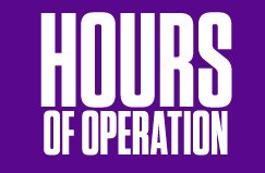 UPDATED: MWR Hours of Operation – February 9