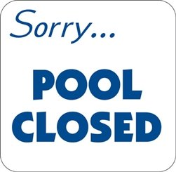 Base Pool Closure Notice