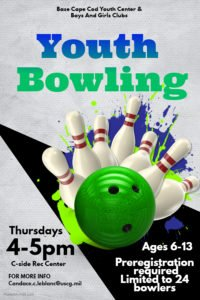 Copy of Bowling Tournament Poster