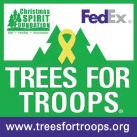 Trees for Troops November 29