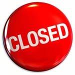 Falcon Deli Closed Friday, Aug 23