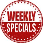 Falcon Deli Specials for the Week of Feb 18