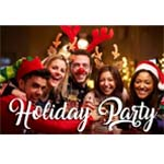 Book Your Holiday Party Today!