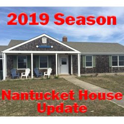 Nantucket House Update