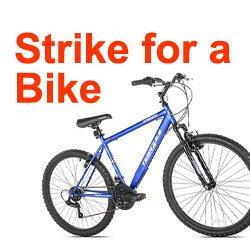 Strike for a Bike is Back!