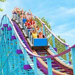 Six Flags New England & Canobie Lake Park Tickets Are Here!
