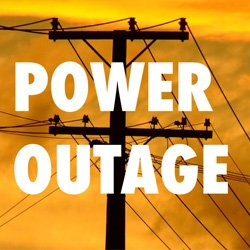 Power Outage Sept 4